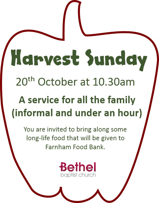 Harvest 2 2013