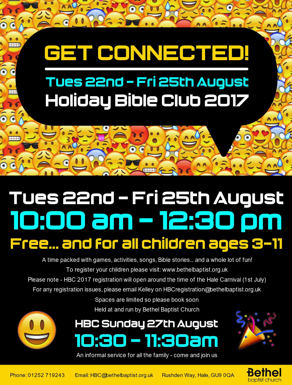 HBC 2017 web graphic flyer