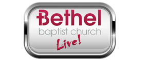 Click here to watch the Bethel Live! Service